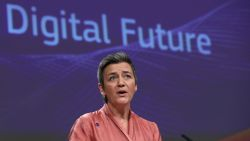 "Margrethe Vestager: ""EU moet digitale wereldleider worden"""