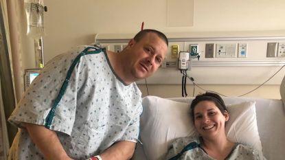 """Mama van twee laat agent via Facebook weten dat ze haar nier afstaat voor hem: """"Ik viel op mijn knieën en begon te huilen"""""""