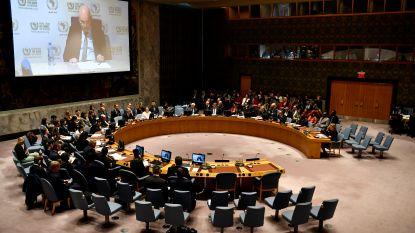 """VN-Veiligheidsraad wil """"duurzaam staakt-het-vuren"""" in Libië"""