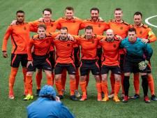 Geen Van Basten in het militaire elftal, maar een bondscoach en een speler uit Tilburg