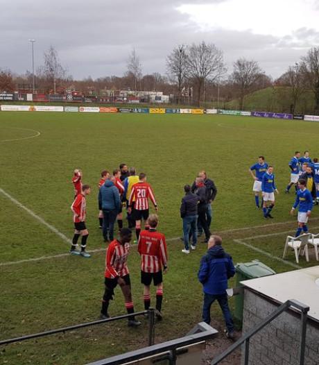 Uitslagen amateurvoetbal Zwolle e.o. zondag 15 december