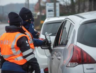 Slechts twee automobilisten lopen tegen de lamp tijdens 'weekend zonder alcohol'