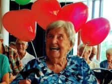 Moedige Rita genoot, totdat ze door botkanker geen schik meer had en op 93-jarige leeftijd uit het leven stapte