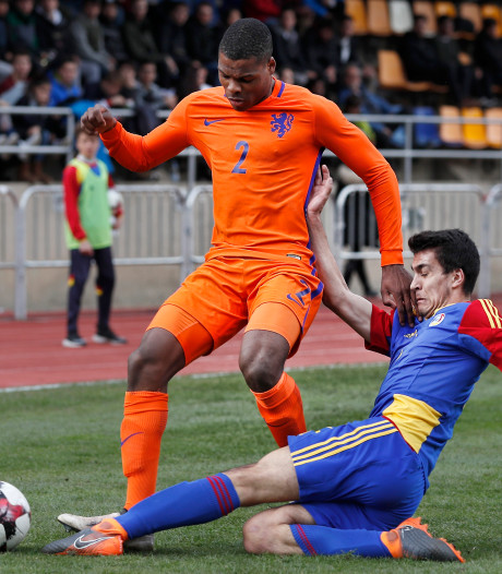 Jong Oranje oefent tegen Jong Duitsland