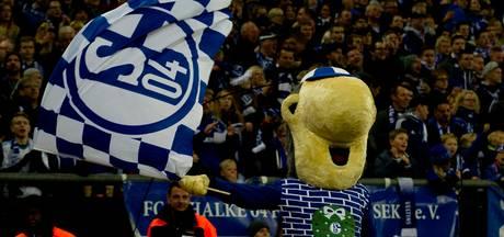 Trainen met Schalke 04 in Vasse