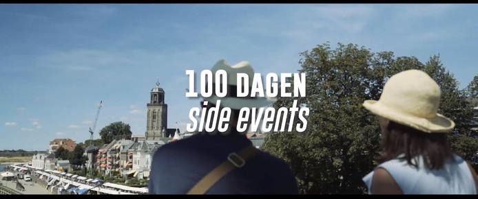 Een still uit het filmpje dat de gemeente Deventer heeft gepubliceerd.