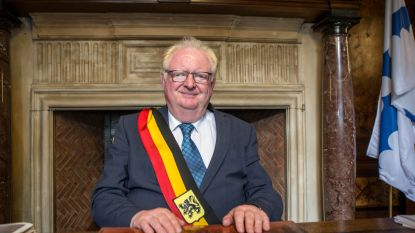 """Burgemeester Hugo Vandaele (CD&V): """"Geen haast om nieuwe meerderheid te vormen"""""""