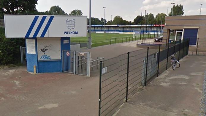 Het sportpark van GVVV in Veenendaal.