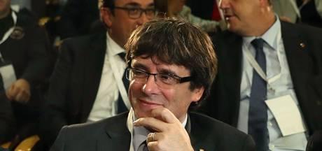 Puigdemont reageert op dreigementen van regering in Madrid