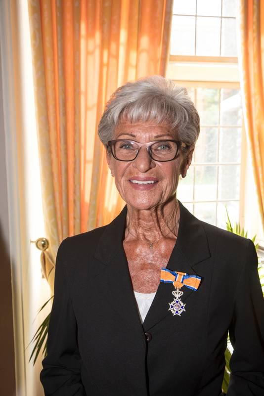 Carla Hopstaken-van Dongen.