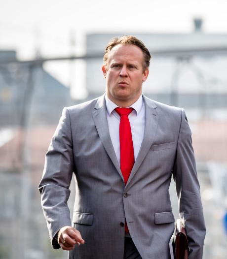 Pieter Heerma: Ik wilde die mooie, verantwoordelijke hondenbaan wel op me nemen
