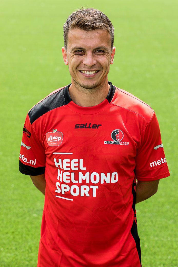 Ferry de Regt keerde afgelopen zomer terug bij Helmond Sport.