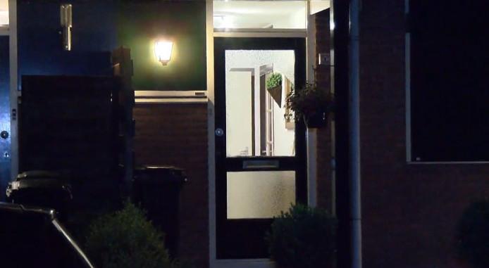 Drie mannen drongen de woning binnen waar de opbrengst van Hrieps werd bewaard.