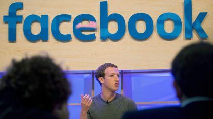 """Mark Zuckerberg: """"We laten gebruikers op Facebook zelf beslissen of nieuws betrouwbaar is"""""""