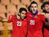 Özbiliz kreeg in Armenië weinig mee van Lili en Howick: 'Ging voornamelijk over de wedstrijd'