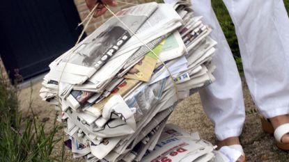 Jeugdbewegingen organiseren opnieuw papierinzameling