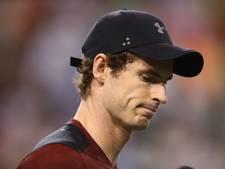 Elleboogblessure houdt Murray nog aan de kant