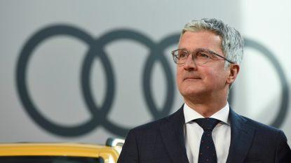 Ex-topman van Audi moet in Duitsland terechtstaan voor fraude