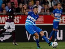 Clint Leemans en Stanley Elbers mogen vertrekken bij PEC Zwolle