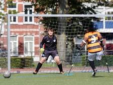 Bredanaar Thijs Kroezen droomt van deelname aan EK amputatievoetbal