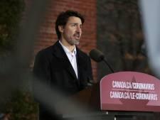 """Justin Trudeau """"fâché"""" après un rapport sur les maisons de retraite, au coeur de la pandémie"""
