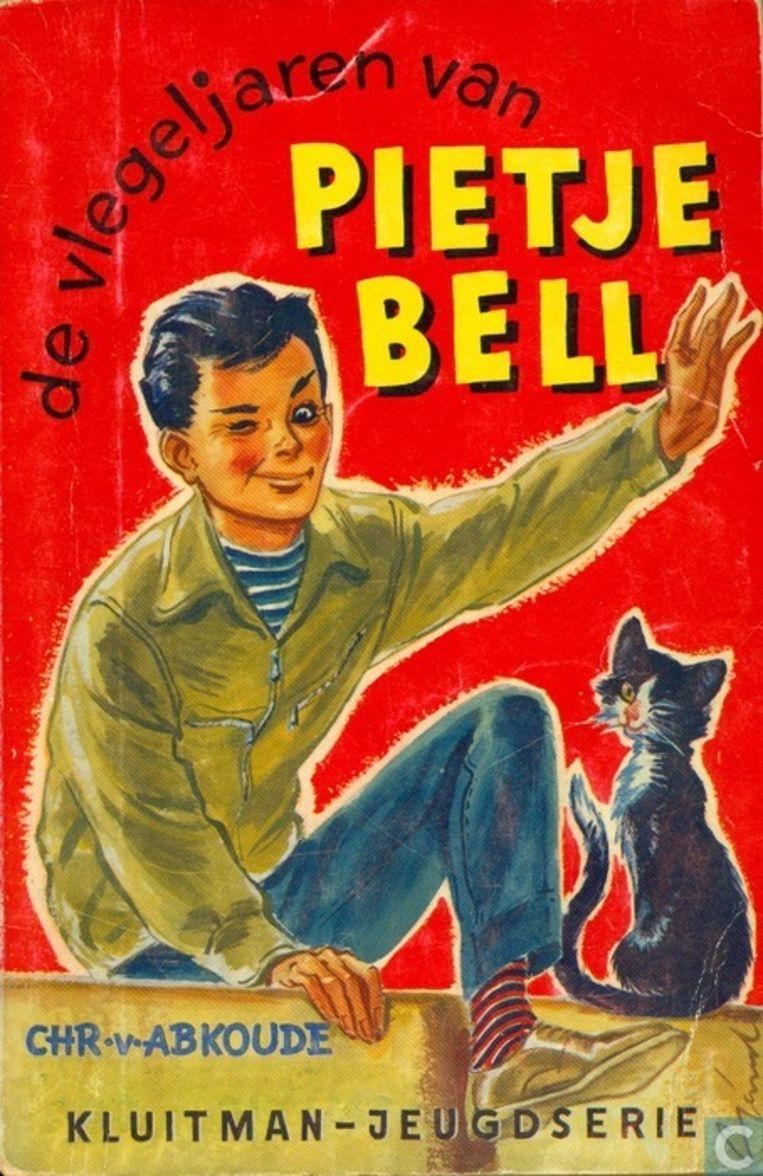 Boekomslag van Pietje Bell, een van de helden van Van Abkoude. Beeld RV