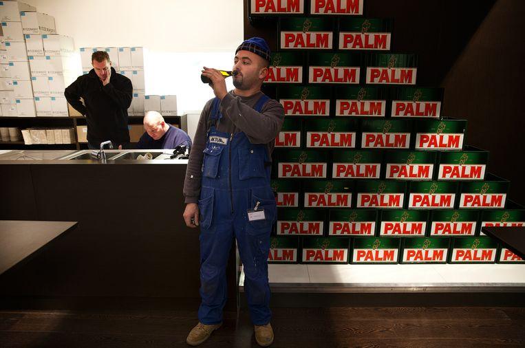 Palm wordt overgenomen door Bavaria. Beeld anp