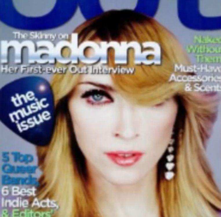 Madonna/alien