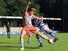 FC Eindhoven maakt prima indruk op Wageningse Berg, maar verliest nipt van De Graafschap