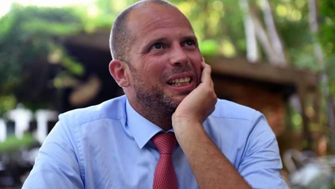 Theo Francken is ondervoorzitter van 'Subcommittee on NATO Partnerships'