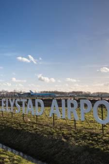Actiegroep voor Lelystad Airport wil financiële compensatie voor uitstel