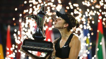 """'Marathonvrouw' Kim Clijsters zal voor het eerst in Dubai spelen: """"De steun is overweldigend"""""""