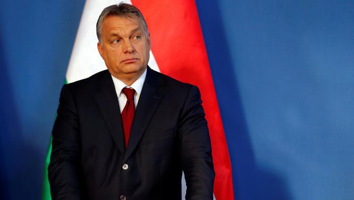 Viktor Orban, Premier ministre hongrois.