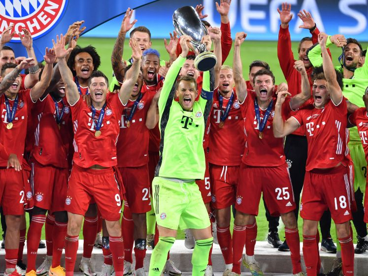 Bayern in verlenging te sterk voor Sevilla