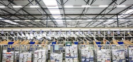 Onzekerheid over sorteercentrum Sandd in Apeldoorn houdt aan