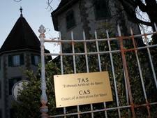 Hoorzitting van 39 Russische sporters bij CAS
