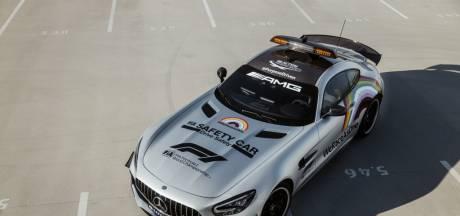 Nieuwe safety car in Formule 1 ondersteunt diversiteit