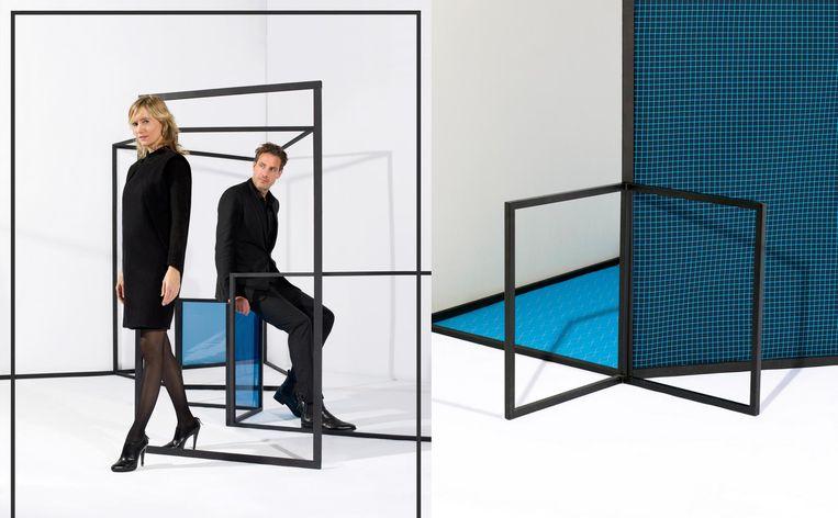 Ontwerpersduo Scholten en Baijings - Set Design: Studio Knol, Realisatie en designassistentie: Sansplus Beeld Aisha Zeijpveld