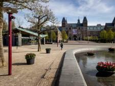 In 2020 twee derde minder bezoekers verwacht in Amsterdam