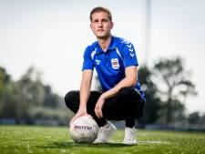 Mathijs Pieper zorgt voor lichtpuntje bij LSV: 'Die ploeg is veel te goed voor ons'