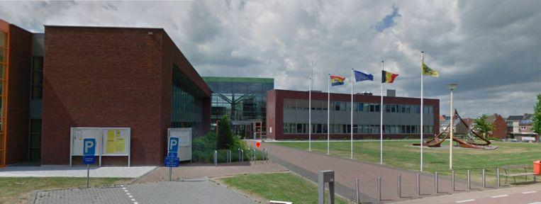 Het Administratief Centrum in Meise.