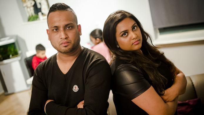 Vikash en Aruna Lala weigeren te verzwijgen wat hun kinderen is aangedaan