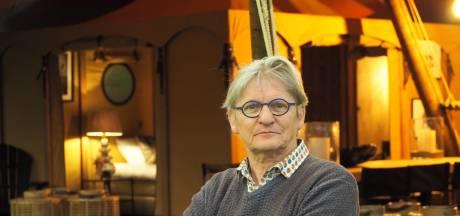 Ontwerper van zeilconstructies in Eindhoven: 'Eigenlijk doe ik hetzelfde als wat het circus honderd jaar geleden deed'