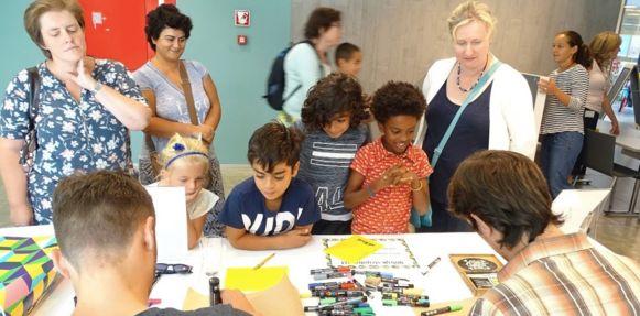De Brooddozendag geeft Wilrijkse kinderen een hapklareportie ideeën.