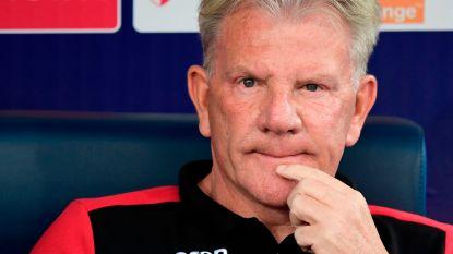 Paul Put ontslagen als bondscoach van Guinee