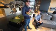Jochen Leën haalt dino's en unieke edelstenen naar België