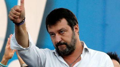 """Salvini stopt met eten van Nutella: """"Niet Italiaans genoeg"""""""