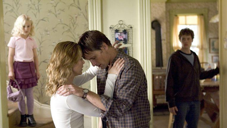 Het uiteenvallende gezin in A History of Violence. Beeld New Line Cinema