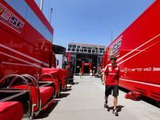Immigranten in vrachtwagen met Ferrari's naar Engeland