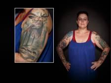 Voor Atty (48) uit Apeldoorn is een tatoeage cruciaal: 'Zo kan ik toch nog genieten van mijn lichaam'